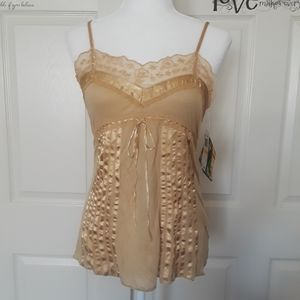 Rampage Lace Cami